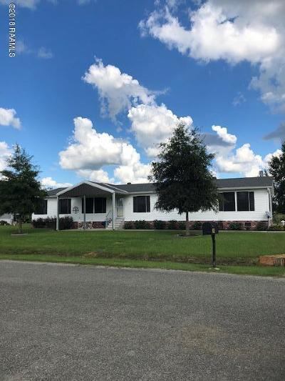 Scott Single Family Home For Sale: 105 Coyote Drive