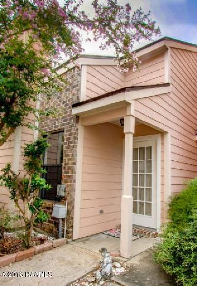 Lafayette Single Family Home For Sale: 400 W Brentwood Boulevard #29
