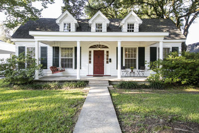 Lafayette Single Family Home For Sale: 212 S Mall Street