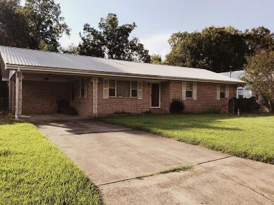 Opelousas Single Family Home For Sale: 728 St. Cyr Avenue Avenue