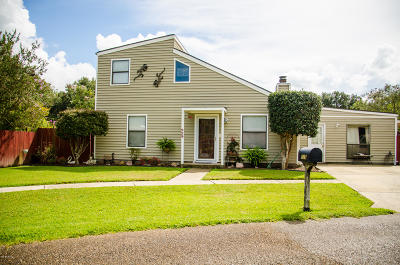 broussard Single Family Home For Sale: 229 Dustin Circle