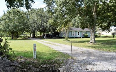 Erath Single Family Home For Sale: 2337 Conrad Road