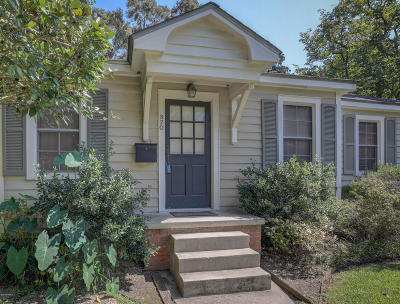 Lafayette  Single Family Home For Sale: 820 Saint Thomas Street