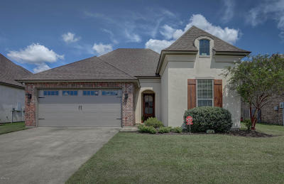 Lafayette  Single Family Home For Sale: 310 Lafittes Landing Pass