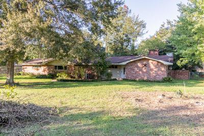 Lafayette Single Family Home For Sale: 219 Grand Avenue