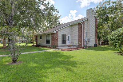 Single Family Home For Sale: 101 Domas Drive