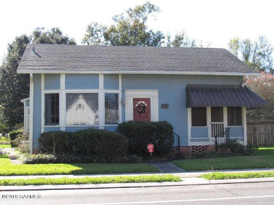 Breaux Bridge Rental For Rent: 414 S Main Street