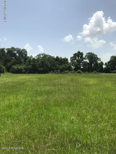 Grand Coteau Residential Lots & Land For Sale: 424 Bellemin Street