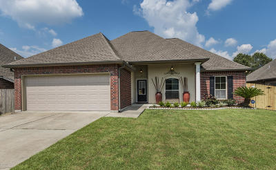 Broussard Single Family Home For Sale: 306 Jenci Drive