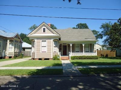 Franklin Single Family Home For Sale: 210 Morris Street