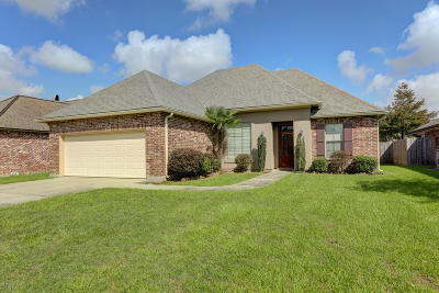Youngsville Single Family Home For Sale: 207 Tall Oaks Lane