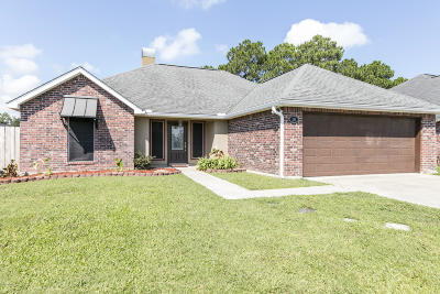 Lafayette Single Family Home For Sale: 201 Westpointe Circle