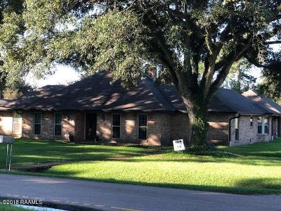 Lafayette Single Family Home For Sale: 200 Brentwood Boulevard