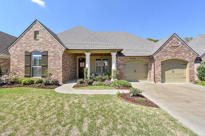 Youngsville Single Family Home For Sale: 105 Herbsaint Drive