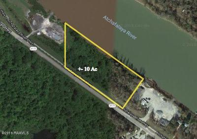Breaux Bridge Residential Lots & Land For Sale: 1921 Atchafalaya River Hwy