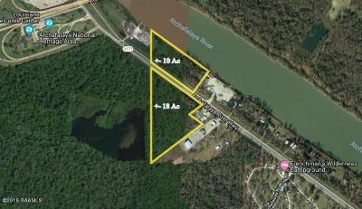 St Martin Parish Residential Lots & Land For Sale: 2010 Atchafalaya River Hwy