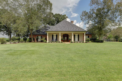Single Family Home For Sale: 809 Lucerne Drive