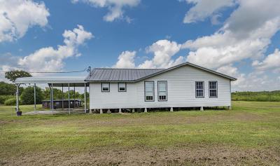Single Family Home For Sale: 5432 Amerada Road