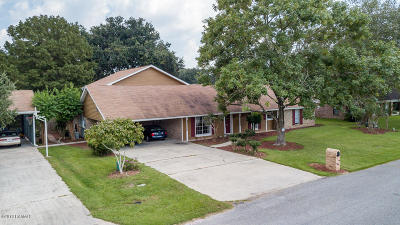 Lafayette Single Family Home For Sale: 112 Kaiser Drive