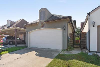 Lafayette Single Family Home For Sale: 329 Chimney Rock Boulevard