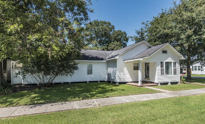 Rayne Single Family Home For Sale: 600 3rd Street