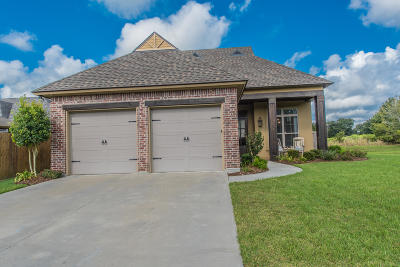 Single Family Home For Sale: 104 Springwater Drive