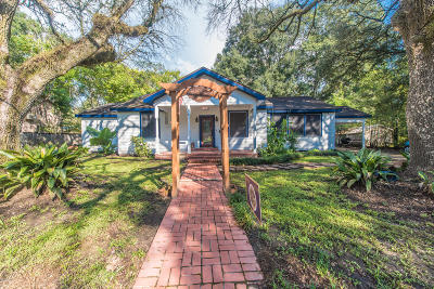 St. Martinville Single Family Home For Sale: 132 N Pinaud Street