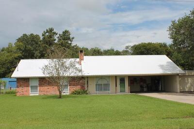 St Martinville, Breaux Bridge, Opelousas Single Family Home For Sale: 145 John Paul Drive