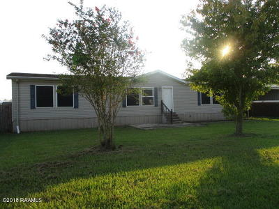 New Iberia Single Family Home For Sale: 7519 April Court