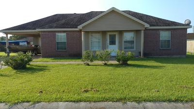 Crowley Single Family Home For Sale: 1841 J D Miller