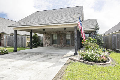 Abbeville Single Family Home For Sale: 122 Acacia Lane