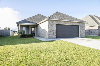 Acadiana Cove Single Family Home For Sale: 113 Timber Edge Drive