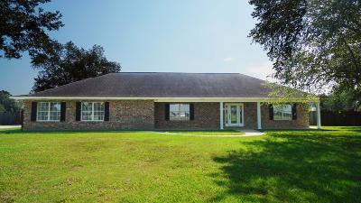 St Martinville, Breaux Bridge, Opelousas Single Family Home For Sale: 209 Meghan Drive