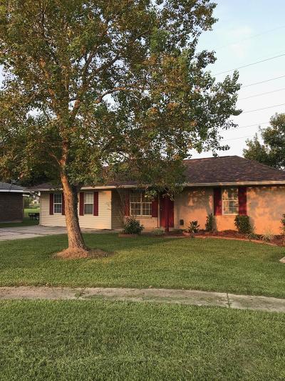 Duson Single Family Home For Sale: 115 Ridge Crest Lane