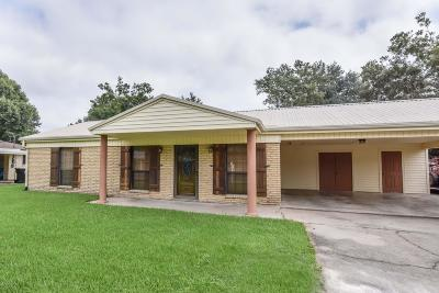 New Iberia Single Family Home For Sale: 308 East Drive