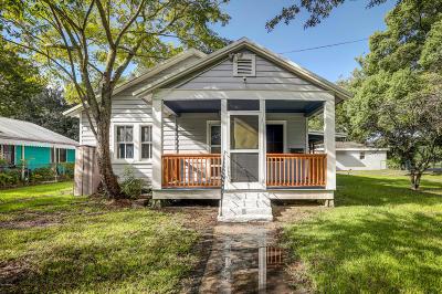 Jeanerette Single Family Home For Sale: 2139 Ritter Street