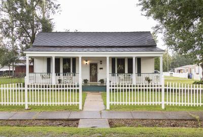 Arnaudville Single Family Home For Sale: 335 Union Street