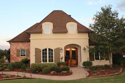 Arnaudville Single Family Home For Sale: 135 Grand Lake Drive