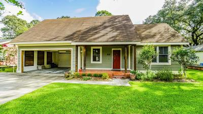 Lafayette Single Family Home For Sale: 808 St. Thomas Street