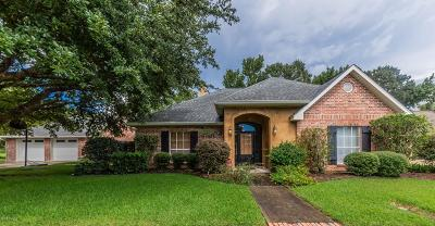 Lafayette Single Family Home For Sale: 301 Goodwood Circle