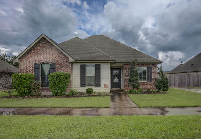 New Iberia Single Family Home For Sale: 2010 Daspit Road