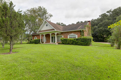 Duson Single Family Home For Sale: 1205 S Fieldspan Road