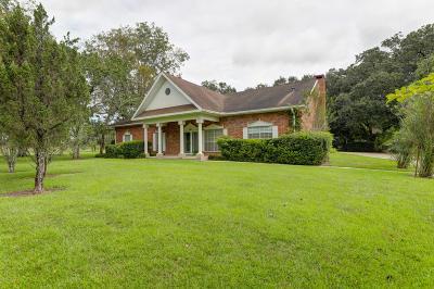 Duson Single Family Home For Sale: 1205 S Fieldspan Road