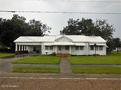 Breaux Bridge Single Family Home For Sale: 2467 Cecilia Sr Hs Hwy