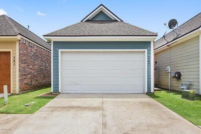 Lafayette Single Family Home For Sale: 147 Treasure Cove