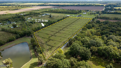 St Martin Parish Residential Lots & Land For Sale: Tbd Lot 3 Hope Road