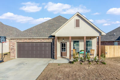 Youngsville Rental For Rent: 106 Gray Birch Loop