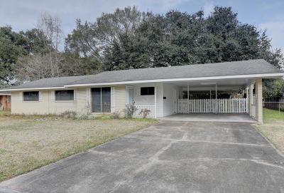 Lafayette Single Family Home For Sale: 117 Lynn Drive