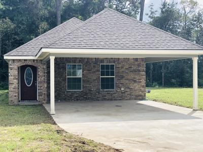 St Martinville, Breaux Bridge, Abbeville Single Family Home For Sale: 1622 Marcia Avenue