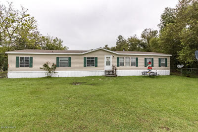 St. Martinville Single Family Home For Sale: 1172 Theobald Road
